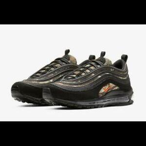Men's Nike Air Max 97 Realtree Camo- Never Worn!